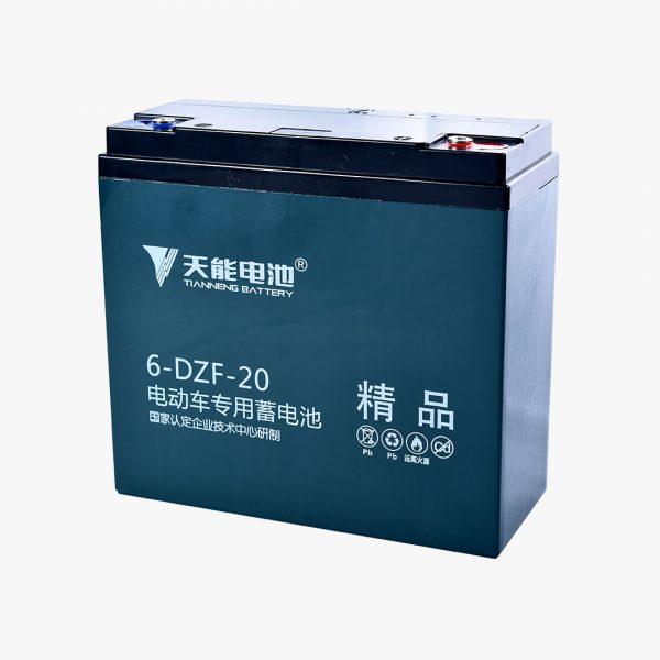 Aki 12V20Ah Lead Acid Baterai Motor Listrik
