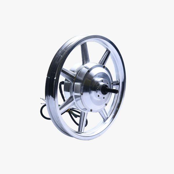Dinamo 14inch 24V250W Sepeda Listrik Motor BLDC Aluminium Alloy